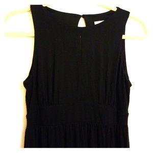Ann Taylor LOFT | Black Maxi Dress